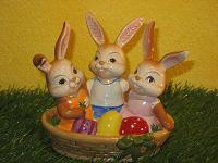 Goebel Hase  #553  Im Osternest  Frühlingsedition 2015