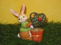 Goebel Hase  #562  Mein schönstes Osterbäumchen