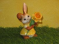 Goebel Hase  #642  Leuchtender Frühlingsbote