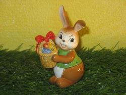 Goebel Hase  #671  Fröhliche Ostergrüße