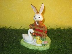 Goebel Hase  #686  Mein kleines Paradies
