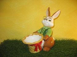 Goebel Hase  #687  Mein Osterkorb XXL
