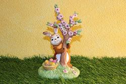 Goebel Hase  #707  Endlich Frühling - Frühlings-Edition 2020