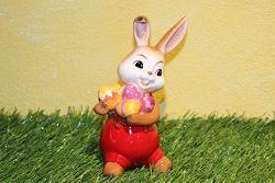Goebel Hase  #712  Ostern kann kommen