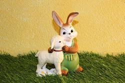 Goebel Hase  #714  Du bist aber kuschelig