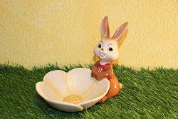 Goebel Hase  #723  Frohe Ostern
