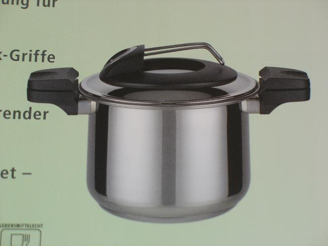 GSW Dampfventil - Ventil  für Energiespar-Topf premium  QuickVit