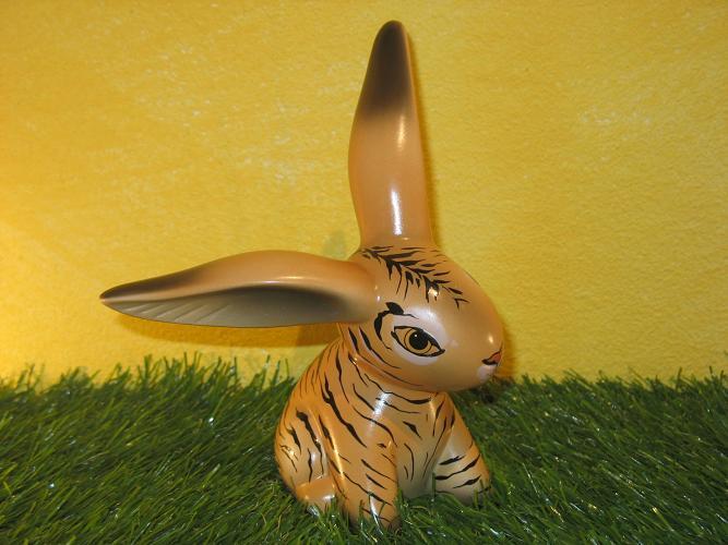 Goebel Hase 322 Tiger Bunny